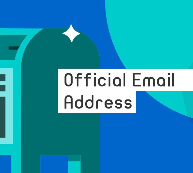 Why you should use an official email address for your business